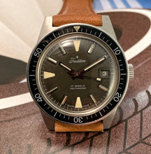 TRIPPY~1960s TRADITION 600M SKIN-DIVER AUTOMATIC