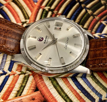 HANDSOME~1960s RADO JETLINER AUTOMATIC