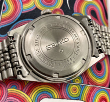 COOL~1971 SEIKO 6602-8050 ON ORIGINAL BEADS OF RICE