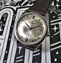 CHARMING 60s TRADITION STEEL AUTOMATIC~SERVICED