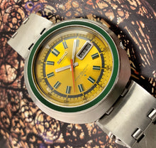 BLAZING SUN~MARCH 1971 SEIKO 6106-6439 AUTOMATIC UFO
