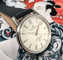 "ELEGANT~1962 SEIKOMATIC 20J J13044 30M ""PROOF"" AUTOMATIC."