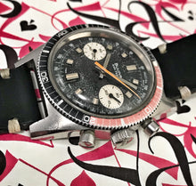 STARRY NIGHT~1971 BULOVA 666 COKE BEZEL CHRONO