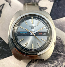 CHUNKY~MARCH 1970 SEIKO 5 SPORTS 7019-6030