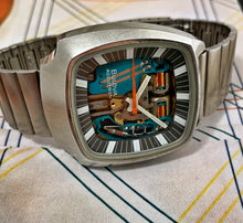 RARE~1975 100th ANNIVERSARY BULOVA-ACCUTRON SPACEVIEW
