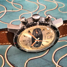 TUBULAR~LATE 60s BREITLING DATORA 2031 SURFBOARD DIVE CHRONO