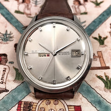 GORGEOUS~1966 SEIKO SEALION WEEKDATER AUTO