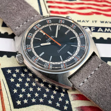 HEAVY DUTY~1968 SEAMASTER CHRONOSTOP WITH 24/12 HOUR BEZEL