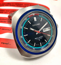 GORGEOUS~APRIL 1972 SEIKO BELLMATIC 4006-6027 ALARM