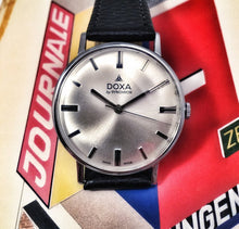 60s DOXA MINIMALIST MANUAL WINDER