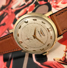 SWANKY~1955 LONGINES AUTOMATIC WITH KILLER PATINA