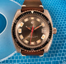BITCHIN'~60s LANCO SEABORN 3000 20ATM DIVER~SERVICED