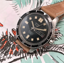 WICKED~60s ORVEN 20ATM 25J AUTOMATIC DELUXE DIVER