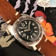 GHASTLY~70s GLASHUTTE COCOA BEZEL SPEZIMATIC DIVER