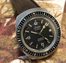 AQUATIC~LATE 60s TRADITION BY MONDAINE BAKELITE DIVER