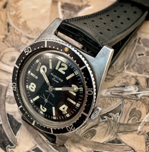 PATINA KING~60s FRENCH AURORE LUXE 20ATM SKIN-DIVER