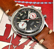 GROOVY~LATE 60s SMITH'S ASTRAL SPORTS CHRONOGRAPH