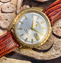 GOLDEN~1966 SEIKO DELUXE SPORTSTMATIC 7619-9020~SERVICED