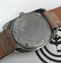 GNARLY~1973 BULOVA/CARAVELLE GENT'S SPORTS WATCH~SERVICED