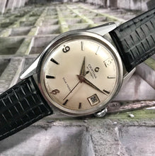 Handsome~EARLY 60s CERTINA BLUE RIBBON 27J AUTOMATIC