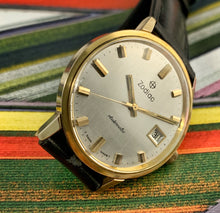 COOL~1960s ZODIAC AUTOMATIC DRESS WATCH