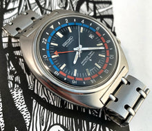 "SPORTY~DEC 1969 SEIKO NAVIGATOR 6117-6410 GMT ""PROOF"""