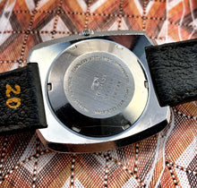 RAD~70s TECHNOS TAPESTRY DIAL AUTOMATIC