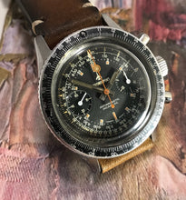 "STEALTHY~60s CHRONOSPORT ""COMPUTER"" FLIGHT CHRONO"