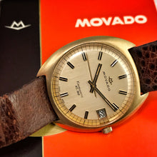 SPEEDY~LATE 60s MOVADO/ZENITH KINGMATIC HS 360 ~FULL SET