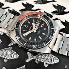 SHARP~1974 CARAVELLE DEVIL DIVER COKE BEZEL~SERVICED