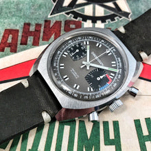 "MINTY~70s YEMA ""CHRONOGRAPH"" YACHTING 7733~SERVICED"