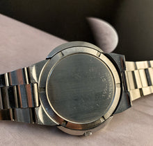 RADICAL~EARLY 70s OMEGA DYNAMIC WITH ORIGINAL BOX AND BRACELET