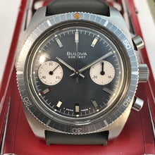 "NEAR MINT~1970 BULOVA DEEP SEA ""A"" 666 CHRONO"