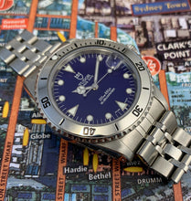DASHING~1997 TUDOR PRINCE DATE SUBMARINER 75190~SERVICED