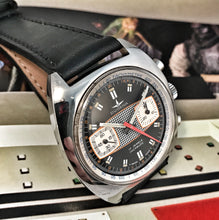 SPORTY~70s DUGENA SPACE-SURFER 4002 CHRONOGRAPH