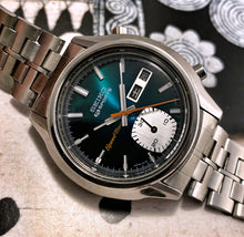 KILLER~DECEMBER 1974 SEIKO 6139-8050 SPEEDTIMER CHRONOGRAPH