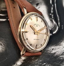 SERVICED 60s LORD ELGIN SELFWINDING~BOX & PAPERS