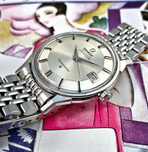 GORGEOUS~1962 OMEGA CONSTELLATION CHRONOMETER~SERVICED