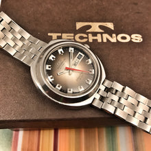 SERVICED~70s TECHNOS HIBEATRON 36000 AUTO~BOX&PAPERS
