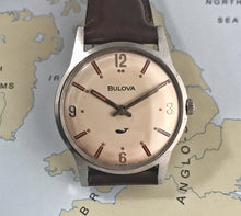 DASHING~1971 BULOVA SEA/SURF KING
