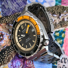 ROCKIN~EARLY 80s TISSOT PR300 PROFESSIONAL DIVER