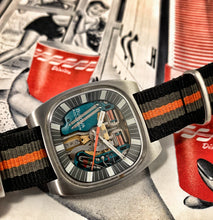 FRESH~1973 BULOVA ACCUTRON SPACEVIEW CAL.214 TUNING FORK