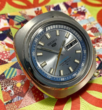 "GNARLY~MAY 1969 SEIKO 5 SPORTS ""PROOF"" DIVER AUTOMATIC"