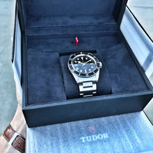 KILLER~BLACK SMALL ROSE 2016 ETA TUDOR BLACK BAY HERITAGE~FULL SET