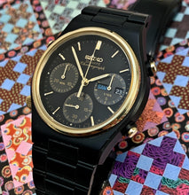 STEALTHY~SEPTEMBER 1984 SEIK0 7A38-7100 CHRONOGRAPH
