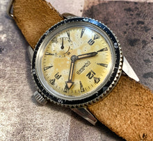 RUGGED~EARLY 60s DUWARD PATINATED SKIN-DIVER