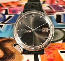 COOL~1965 SEIKO WEEKDATER 6206-9000~SERVICED