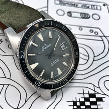 GORGEOUS~60s TRADITION SKIN-DIVER AUTOMATIC~SERVICED