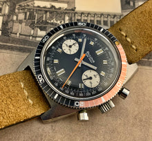 EVIL~1971 BULOVA DEEP-SEA DEVIL DIVER CHRONOGRAPH