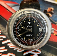 GROOVY~EARLY 70s LE JOUR WRISTMASTER~SERVICED
